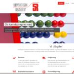 Revisionscentret 5R bruger Creative Signature til hjemmeside